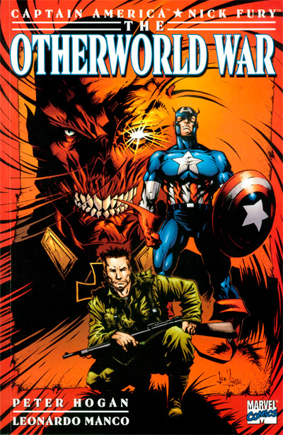 Captain America - Nick Fury: The Otherworld War #1
