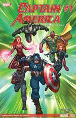 Captain America: Road to War #1