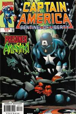 Captain America: Sentinel of Liberty #3