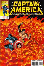 Captain America: Sentinel of Liberty #4