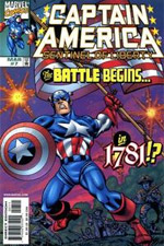 Captain America: Sentinel of Liberty #7