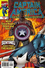 Captain America: Sentinel of Liberty #9