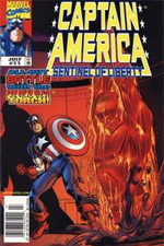 Captain America: Sentinel of Liberty #11 cover