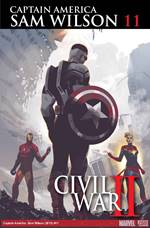 Captain America: Sam Wilson #11