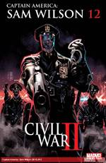 Captain America: Sam Wilson #12