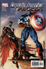 Captain America and the Falcon #3