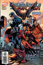 Captain America and the Falcon #10