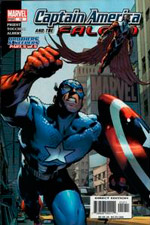 Captain America and the Falcon #12
