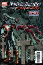 Captain America and the Falcon #14