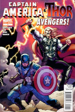 Cap and Thor! Avengers #1
