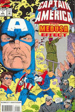Captain America: The Medusa Effect #1
