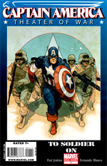 Captain America Theater of War #5