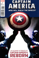 Captain America: Who Will Wield The Shield? #1