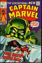 Captain Marvel #19