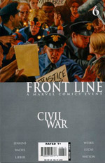 Civil War: Front Line #6