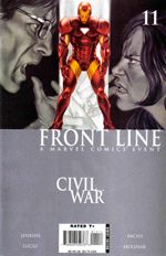 Civil War: Front Line #11
