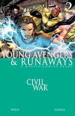 Civil War: Young Avengers/Runaways #2
