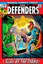 Defenders, The (1972 series)
