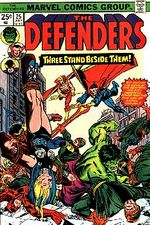 Defenders, The #25