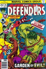 Defenders, The #36