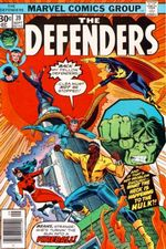 Defenders, The #39
