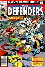 Defenders, The #47
