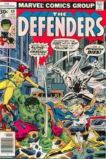 Defenders, The #49