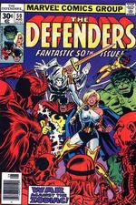 Defenders, The #50
