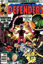 Defenders, The #77