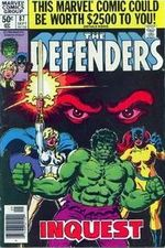 Defenders, The #87