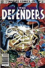 Defenders, The #114