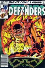 Defenders, The #116