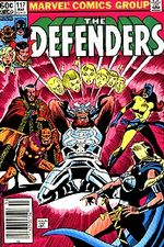 Defenders, The #117