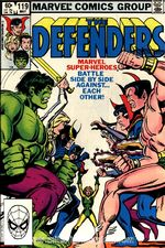 Defenders, The #119