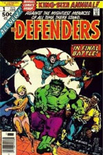 Defenders Annual, The #1