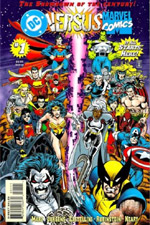 DC Vs Marvel #1