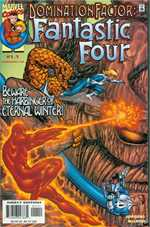 Domination Factor: Fantastic Four #1