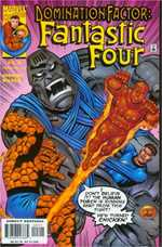 Domination Factor: Fantastic Four #2