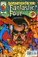 Domination Factor: Fantastic Four #3