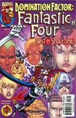 Domination Factor: Fantastic Four #4