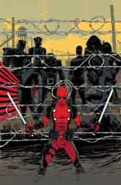 Deadpool #16 cover