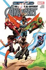 Free Comic Book Day (2015) Avengers #1