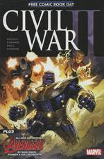 Free Comic Book Day 2016: Civil War II #1