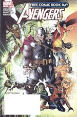 Free Comic Book Day 2009: Avengers #1