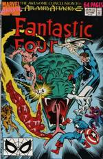 Fantastic Four Annual #22