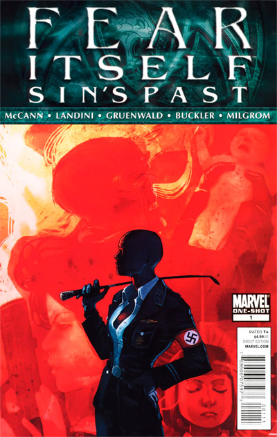 Fear Itself: Sin's Past  #1