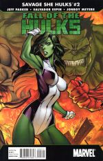 Fall of the Hulks: The Savage She-Hulk #2