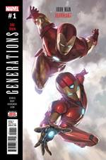Generations: Iron Man and Ironheart #1