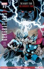 Generations: The Unworthy Thor and the Mighty Thor #1