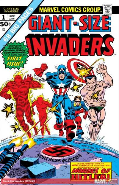 Giant-Size Invaders #1